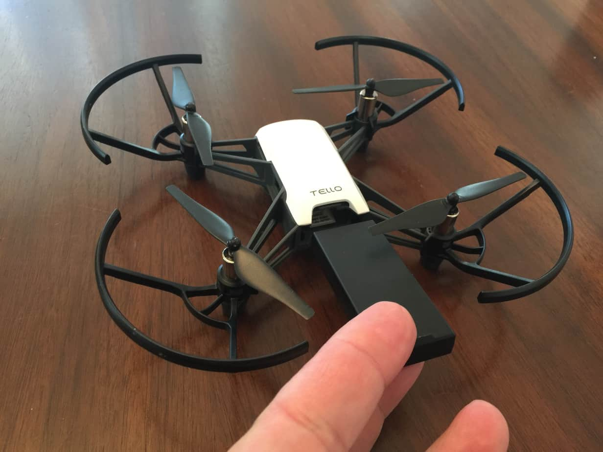 Tello: Hands on Review - Let Us Drone