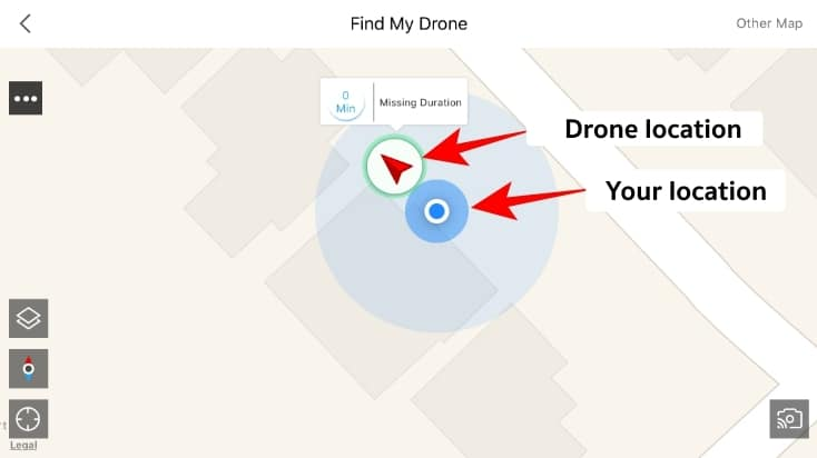 How to Use DJI's Find My Drone Feature - Let Us Drone