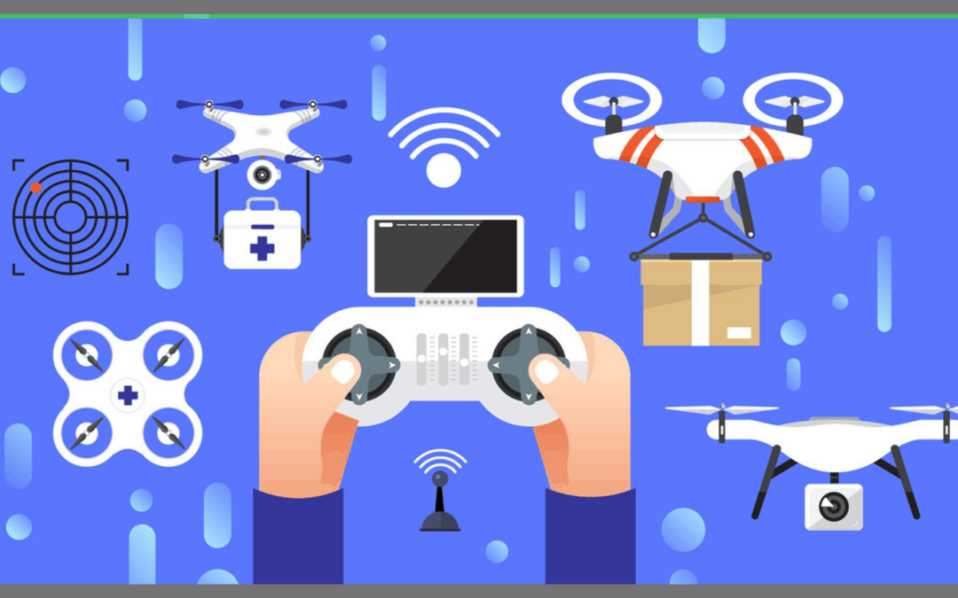 6 Ways Drones Are Being Used in Education