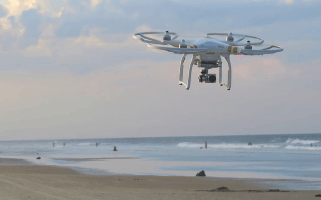 Do DJI Drones Float? No, but Here's a Workaround