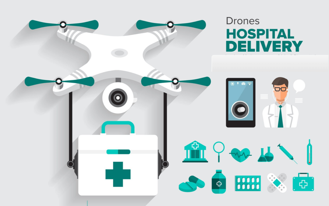 Drone Organ Delivery — A New Frontier for Drone Technology