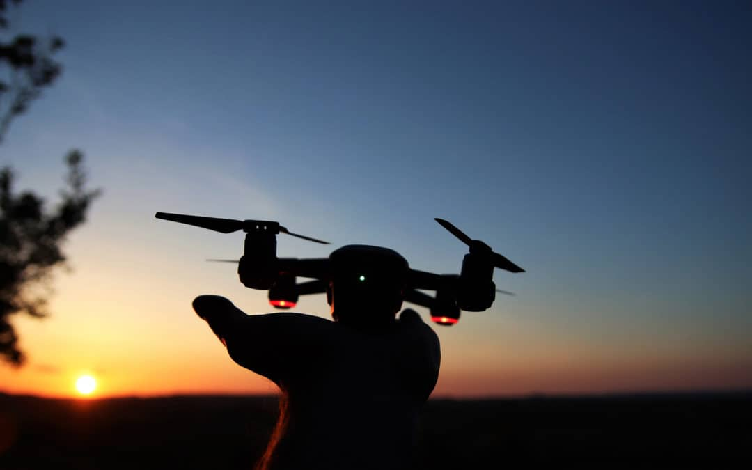 Best Practices for Hand Launching and Catching a Drone