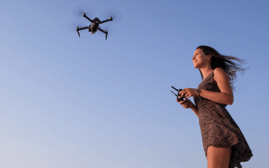What is a Safe Wind Speed For DJI Drones?